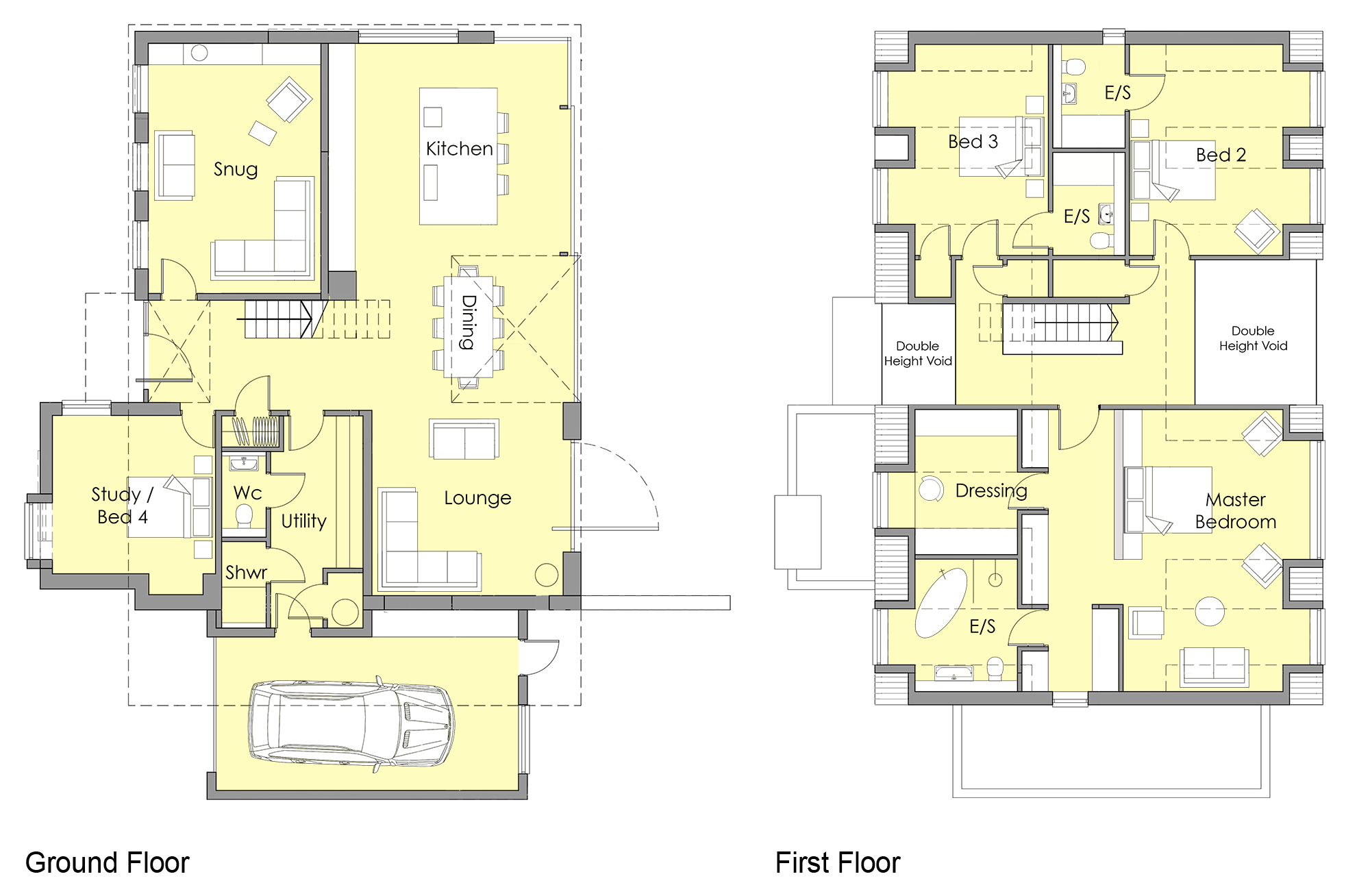 RHJB_New build Contemporary House Kent