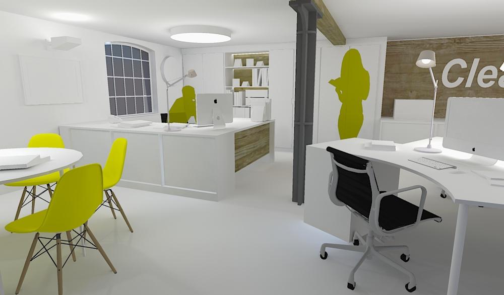 RHJB_Office Interior Redesign London