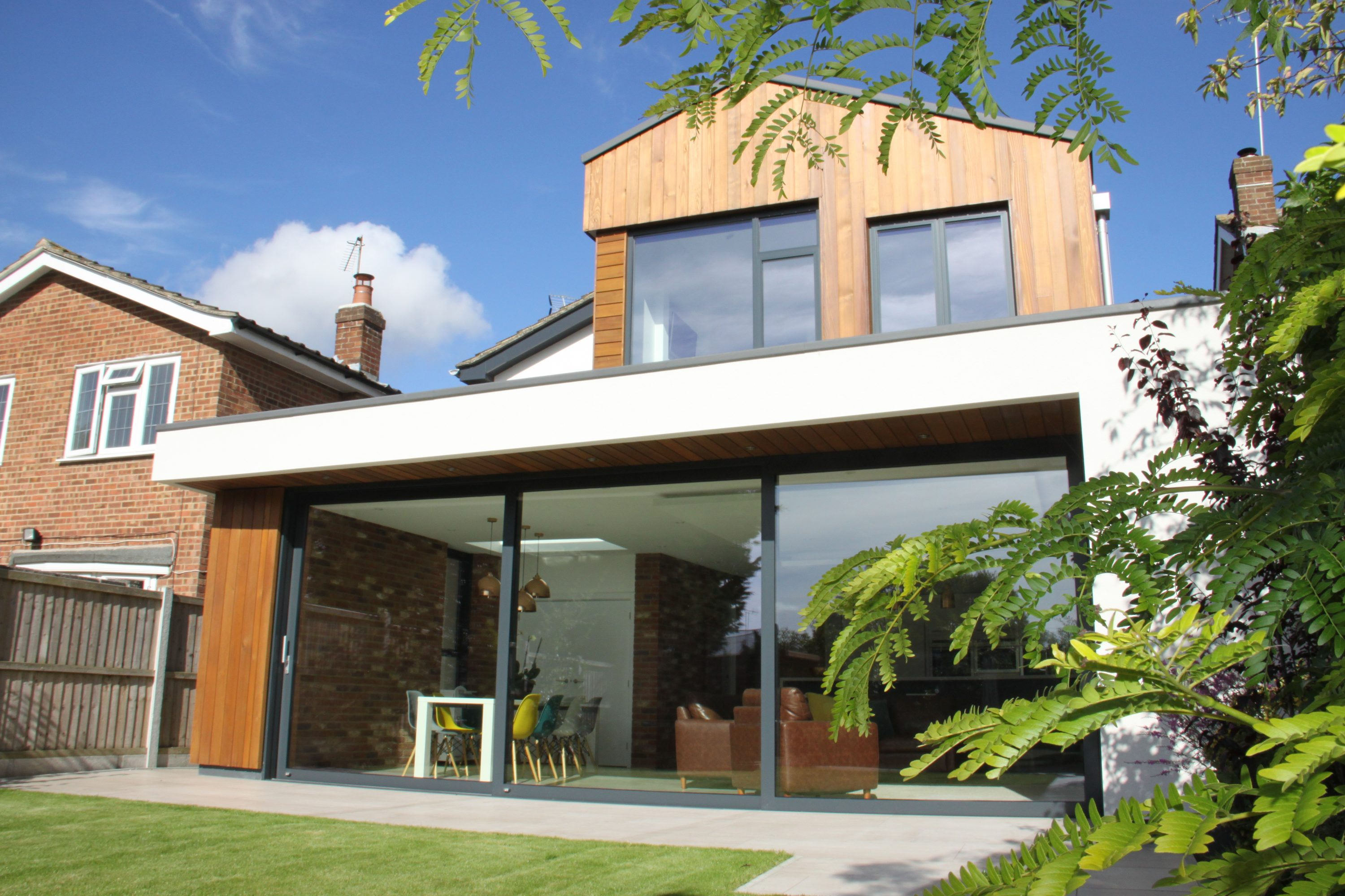 RHJB_Contemporary Modern Home Completed Essex